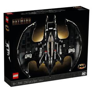 LEGO Super Heroes Batwing iz 1989. 76161