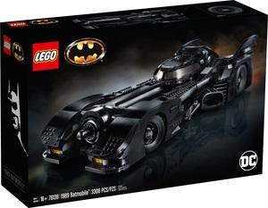 LEGO Super Heroes 1989 Batmobile™ 76139
