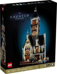 LEGO Creator Expert Ukleta kuća na sajmu 10273