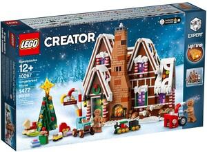 LEGO Creator Expert Kuća od paprenjaka 10267
