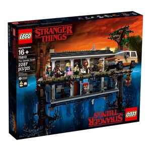 LEGO Ideas Stranger Things-The Upside Down 75810