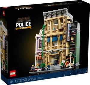 LEGO Creator Expert Policijska postaja 10278