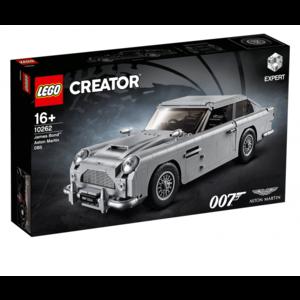LEGO Creator Expert James Bond™ i Aston Martin DB5 10262