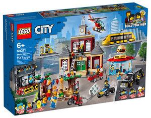 LEGO City Glavni trg 60271