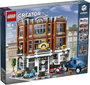 LEGO Creator Expert Garaža na uglu 10264