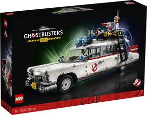 LEGO Creator Expert Istjerivači duhova EKTO-1 10274