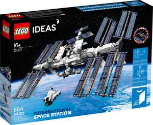 LEGO Ideas Međunarodna svemirska postaja 21321