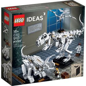 LEGO Ideas Fosili dinosaura 21320