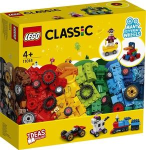 LEGO Classic Kocke i kotači 11014