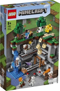 LEGO Minecraft Prva avantura 21169