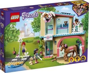 LEGO Friends Veterinarska klinika u Heartlake Cityju 41446