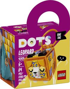 LEGO DOTS Privjesak za torbu leopard 41929