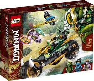 LEGO Ninjago Lloydov čoper za prašumu 71745
