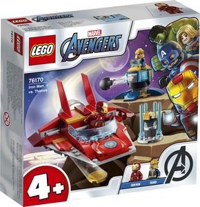 LEGO Super Heroes Iron Man protiv Thanosa 76170