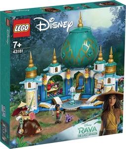 LEGO Disney Princess Raya i palača srca 43181