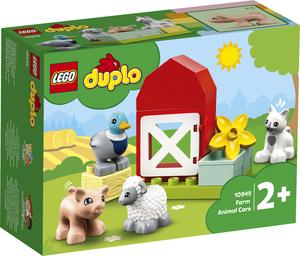 LEGO DUPLO Briga o životinjama na farmi 10949