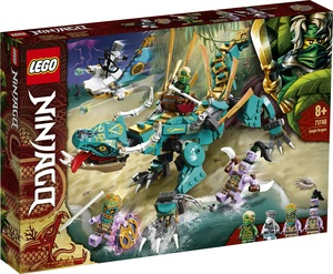 LEGO Ninjago Zmaj iz džungle 71746