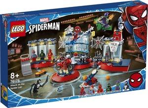LEGO Super Heroes Napad na brlog pauka 76175