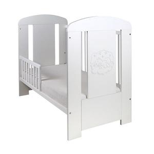 Drewex krevetić Medo spava White Comfort