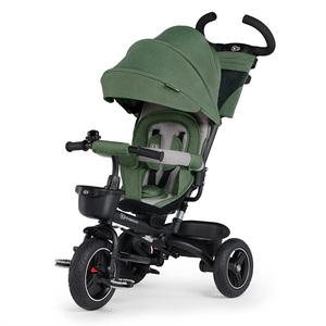 Kinderkraft tricikl 5u1 SPINSTEP Pastelno zeleni