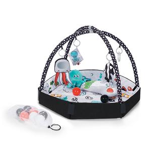Kinderkraft edukativna igraonica za bebe 2u1 SEA LAND