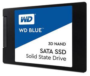 SSD Western Digital Blue 2TB 3D Nand SATA, WDS200T2B0A