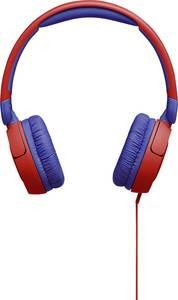 JBL slušalice JR310 žičane crvene