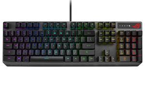 Asus Rog Strix RX, mehanička gaming tipkovnica