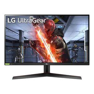 LG monitor 27GN600-B, Gaming, IPS, 1ms, 144Hz