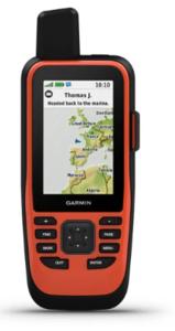 Garmin GPSMAP 86i, GPS ručni uređaj