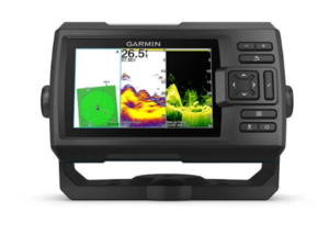 Garmin Striker  Vivid 5cv (s krmenom sondom CHIRP 77/200kHz/ClearVü GT20-TM, 4-pin), GPS, Fishfinder