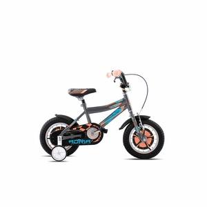 "MAGNET dječji bicikl Rocker 12"" sivi"