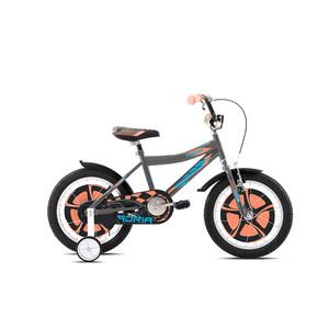 "MAGNET dječji bicikl Rocker silver 16"" sivi"