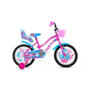 """MAGNET dječji bicikl Fantasy 16"""" plavo/rozi"""