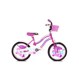 """MAGNET dječji bicikl Fantasy 20"""" bijelo/roza"""