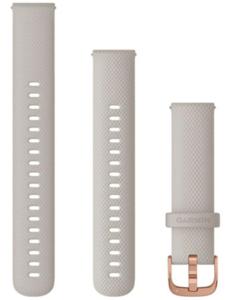 Garmin zamjenski remen za Lily Light Sand silikonski