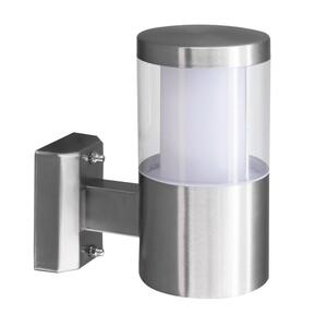 EGLO vanjska zidna/1, LED, 1x3,7 W, inox/plastika 'BASALGO 1'