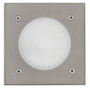 EGLO vanjska ugradbena/1, LED, 2,5 W, inox 'LAMEDO'