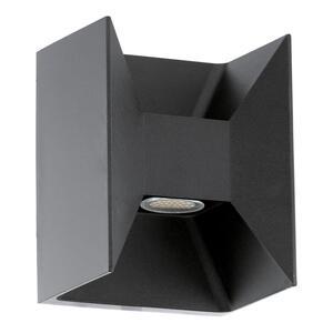 EGLO vanjska zidna LED/2  a 2,5 W, antracit 'MORINO'