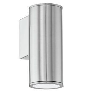 EGLO vanjska zidna/1, LED, GU10, 1x3 W, inox 'RIGA'