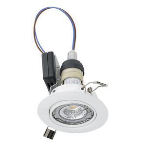 EGLO ugradbena/1, LED, gu10, 5 W, prom 87, 3000K, bijela 'PENETO'