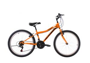 ADRIA dječji bicikl STINGER 24 narančasto/crna