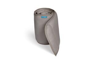 AeroSleep zaštitni okvir za dječji krevetić - tamno siva
