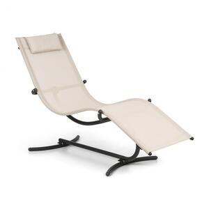 BLUMFELDT Nantes stolica za ljuljanje, Bež