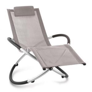 BLUMFELDT Chilly billy vrtna stolica za relaksaciju, Siva