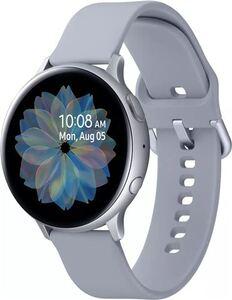 Samsung Galaxy Watch Active 2 R82044mm Silver, silikonski remen, pametni sat
