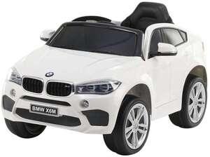 Licencirani auto na akumulator BMW X6M bijeli