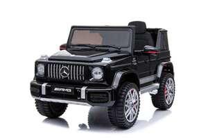 Licencirani automobil na akumulator Mercedes AMG G63 crni