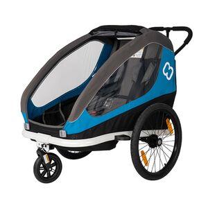 HAMAX prikolica za bicikl Hamax Traveller plava/siva