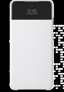 S view preklopna maska za Samsung galaxy A52 bijela EF-EA525PWEGEE